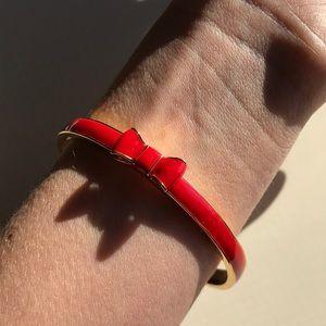 KATE SPADE bracelet with bow!